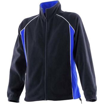 Abbigliamento Donna Giacche sportive Finden & Hales LV551 Blu navy/Blu reale/Bianco