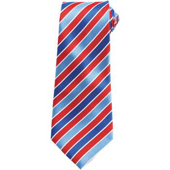 Abbigliamento Uomo Cravatte e accessori Premier PR766 Blu reale/Rosso