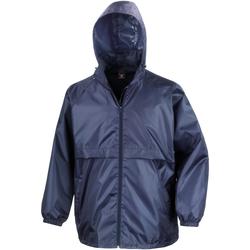 Abbigliamento Uomo giacca a vento Result R205X Blu navy