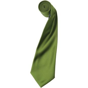 Abbigliamento Uomo Cravatte e accessori Premier Satin Verde Oasi