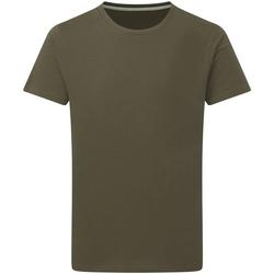 Abbigliamento Uomo T-shirt maniche corte Sg Perfect Verde militare
