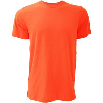 Abbigliamento Uomo T-shirt maniche corte Bella + Canvas CA3001 Corallo