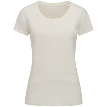 Abbigliamento Donna T-shirt maniche corte Stedman Stars  Bianco neve