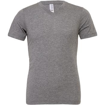 Abbigliamento Uomo T-shirt maniche corte Bella + Canvas CA3415 Grigio