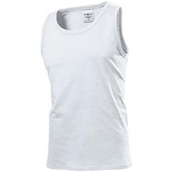 Abbigliamento Uomo Top / T-shirt senza maniche Stedman  Bianco