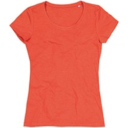Abbigliamento Donna T-shirt maniche corte Stedman Stars Lisa Arancione screziato