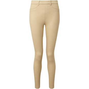 Abbigliamento Donna Leggings Asquith & Fox AQ062 Beige