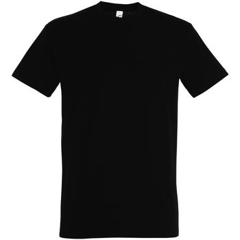 Abbigliamento Uomo T-shirt maniche corte Sols 11500 Nero