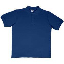 Abbigliamento Uomo Polo maniche corte Sg SG50 Blu navy
