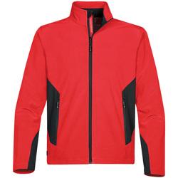 Abbigliamento Uomo Giacche sportive Stormtech ST802 Rosso/Nero