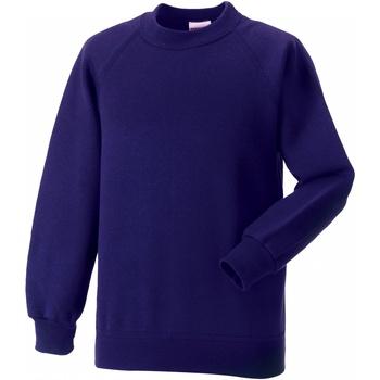 Abbigliamento Unisex bambino Felpe Jerzees Schoolgear 7620B Viola