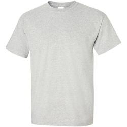 Abbigliamento Uomo T-shirt maniche corte Gildan Ultra Grigio cenere