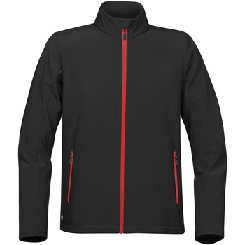 Abbigliamento Uomo Giubbotti Stormtech KSB-1 Nero/Rosso
