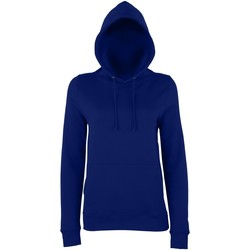 Abbigliamento Donna Felpe Awdis Girlie Blu Navy