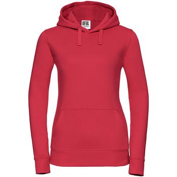 Abbigliamento Donna Felpe Russell 265F Rosso
