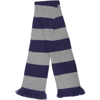 Accessori Sciarpe Floso  Blu/Grigio Argento
