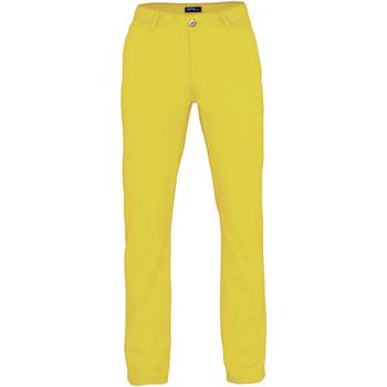 Abbigliamento Uomo Pantaloni da tuta Asquith & Fox AQ050 Scorza di Limone
