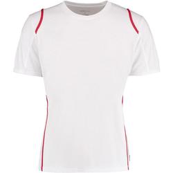 Abbigliamento Uomo T-shirt maniche corte Gamegear Cooltex Bianco/Rosso