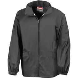 Abbigliamento Uomo giacca a vento Result R92X Nero