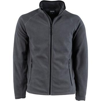 Abbigliamento Uomo Felpe in pile Tee Jays ME0691 Grigio scuro