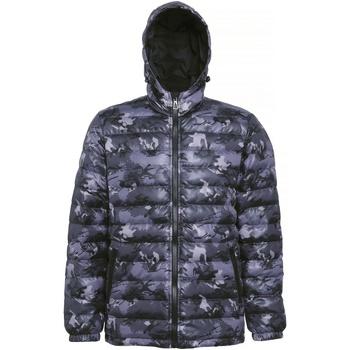 Abbigliamento Uomo Piumini 2786 TS016 Grigio mimetico