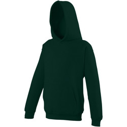 Abbigliamento Unisex bambino Felpe Awdis JH01J Foresta