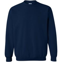 Abbigliamento Unisex bambino Felpe Gildan 18000B Blu navy