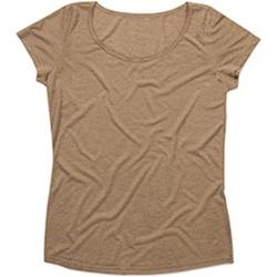 Abbigliamento Donna T-shirt maniche corte Stedman Stars  Marrone vintage