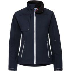 Abbigliamento Donna giacca a vento Russell R410F Blu navy