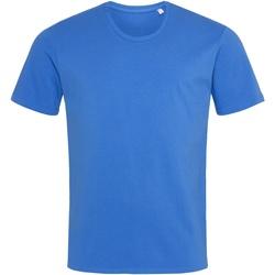 Abbigliamento Uomo T-shirt maniche corte Stedman  Blu