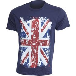 Abbigliamento Uomo T-shirt maniche corte Gb Eye Limited  Blu navy