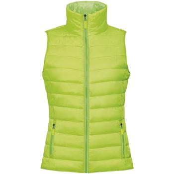 Abbigliamento Donna Piumini Sols 01437 Lime neon