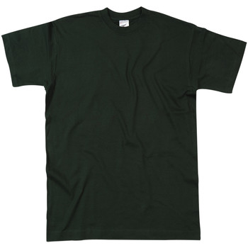 Abbigliamento Uomo T-shirt maniche corte Stedman  Verde bottiglia
