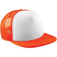 Accessori Cappellini Beechfield B645 Arancio/Bianco