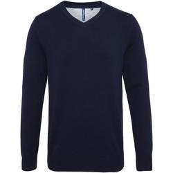 Abbigliamento Uomo Maglioni Asquith & Fox AQ042 Blu navy