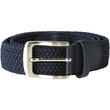 Accessori Uomo Cinture Duke  Blu navy