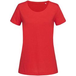 Abbigliamento Donna T-shirt maniche corte Stedman Stars Sharon Rosso