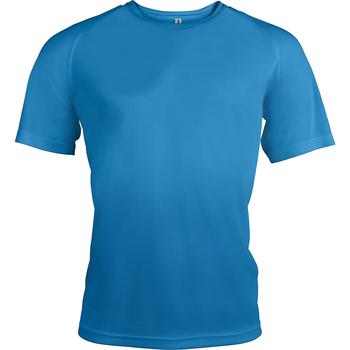 Abbigliamento Uomo T-shirt maniche corte Kariban Proact PA438 Verde acqua