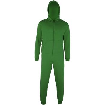 Abbigliamento Unisex bambino Pigiami / camicie da notte Colortone CC01J Verde Kelly