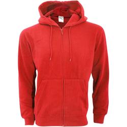 Abbigliamento Uomo Felpe Sg SG29 Rosso