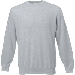 Abbigliamento Uomo Felpe Universal Textiles 62202 Grigio