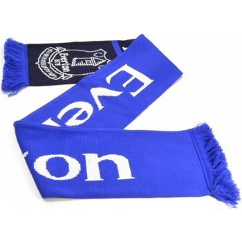 Accessori Sciarpe Everton Fc  Blu/Bianco/Blu navy