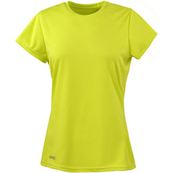 Abbigliamento Donna T-shirt maniche corte Spiro S253F Verde lime