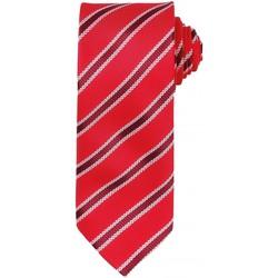 Abbigliamento Uomo Cravatte e accessori Premier  Rosso/Bordeaux