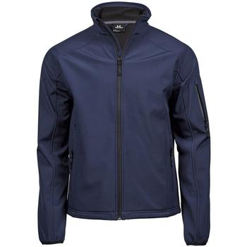 Abbigliamento Uomo Giubbotti Tee Jays TJ9510 Blu navy