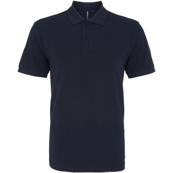 Abbigliamento Uomo Polo maniche corte Asquith & Fox AQ010 Blu Francia