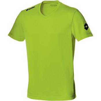 Abbigliamento Uomo T-shirt maniche corte Lotto LT034 Limone