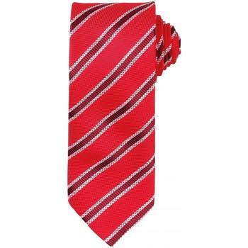 Abbigliamento Uomo Cravatte e accessori Premier PR783 Rosso/Bordeaux