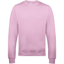 Abbigliamento Uomo Felpe Awdis JH030 Rosa chiaro