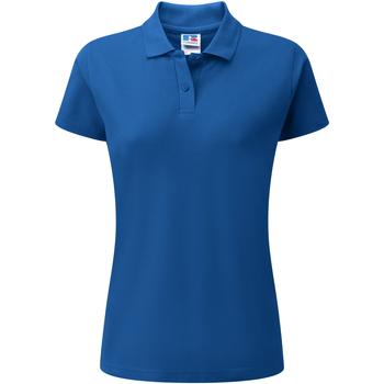 Abbigliamento Donna Polo maniche corte Jerzees Colours 539F Blu reale acceso